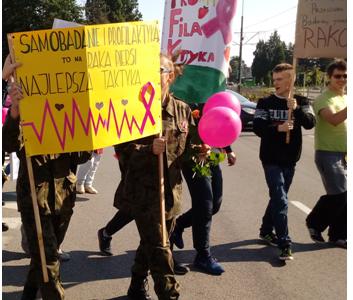 Ruszyło głosowanie na najlepsze hasło marszu zdrowia