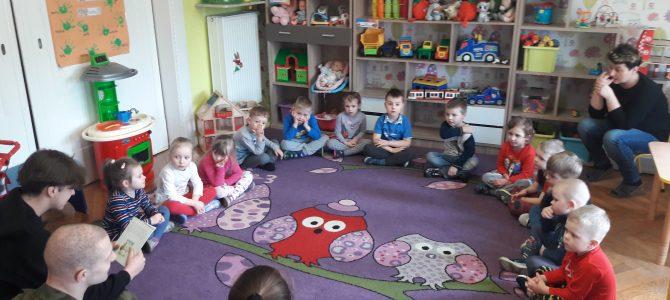 Fotorelacja ze spotkania w Przedszkolu nr 34