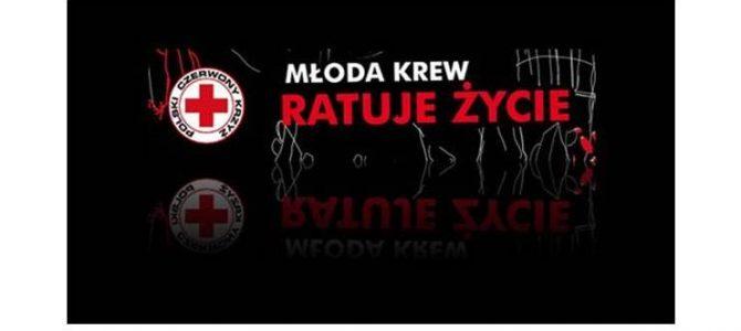 Młoda krew ratuje życie – wyróżnienie dla Andrzeja Chwoszcza