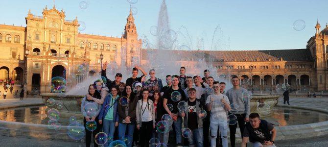 POZDROWIENIA Z HISZPANII (projekt Erasmus+)