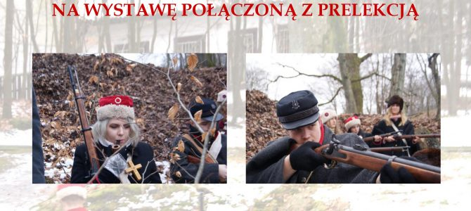 """Wystawa – """"Powstanie Styczniowe""""- ZAPRASZAMY"""