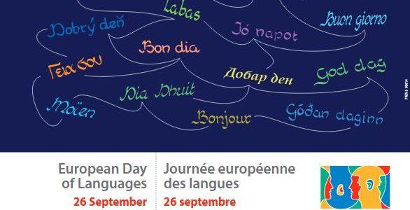 Dziś w szkole obchodzimy Europejski Dzień Języków Obcych