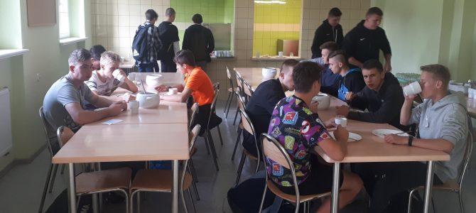 Obiady w szkolnej stołówce