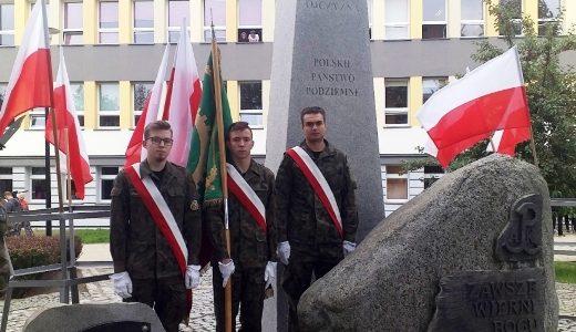 Złożyliśmy hołd Polskiemu Państwu Podziemnemu
